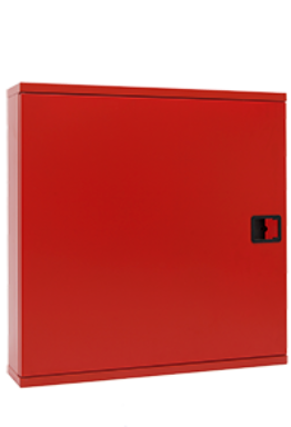 SHK Haspelkast rood